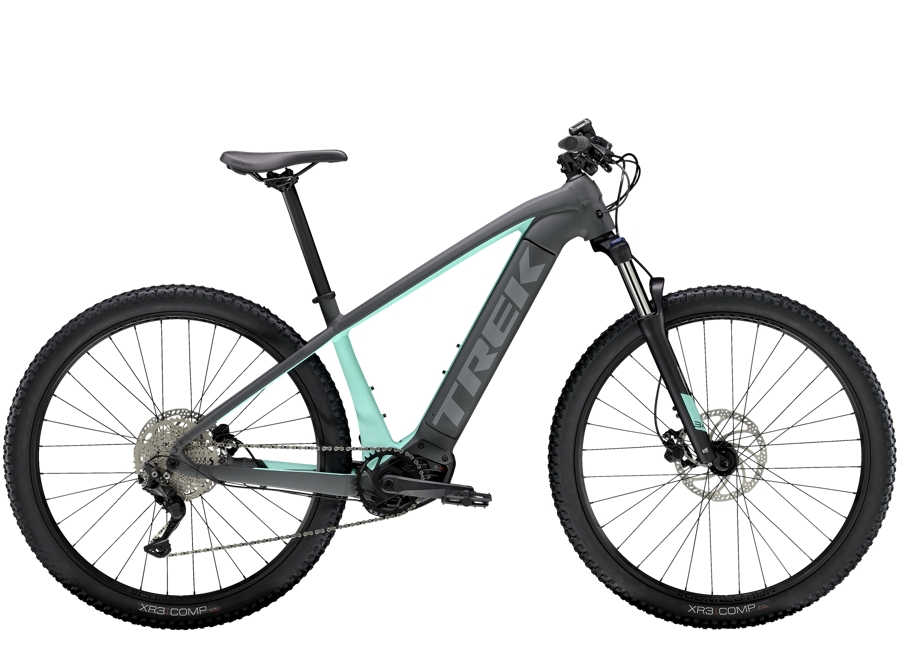 Trek Powerfly 4 625w XS (27.5  wheel) Matte Solid Charcoal/Matte Miami