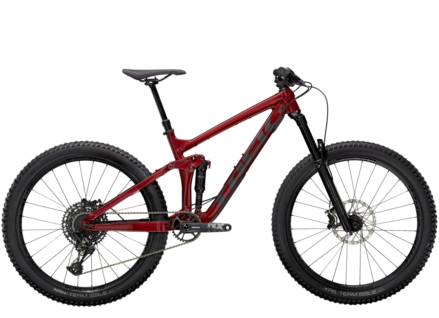 Trek Remedy 7 M Crimson