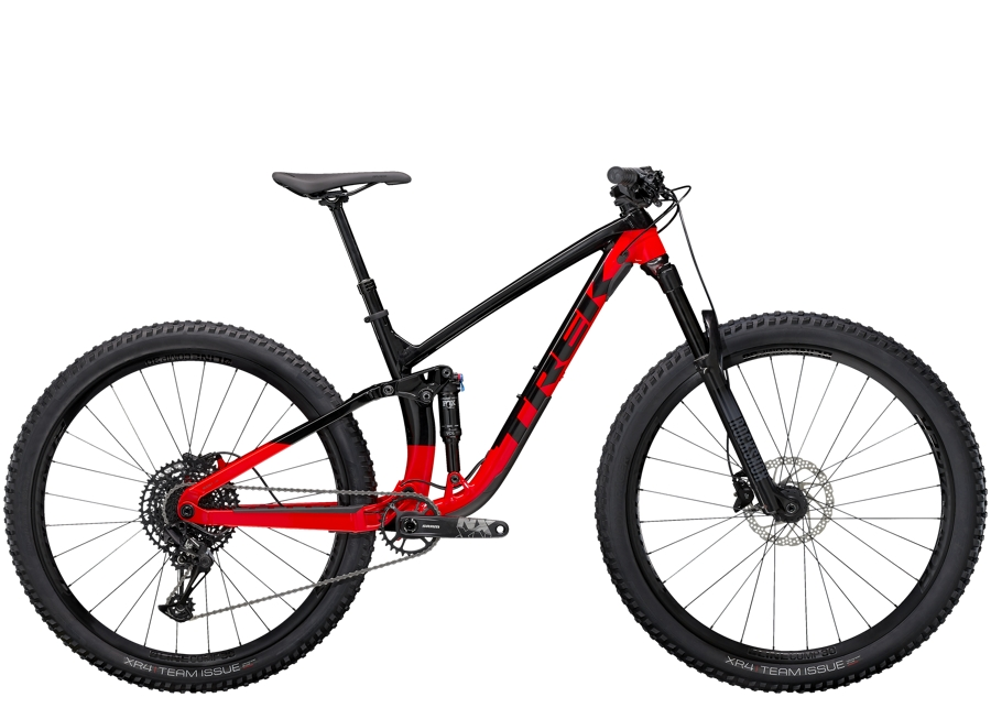 Trek Fuel EX 7 NX S (27.5  wheel) Trek Black/Radioactive Red