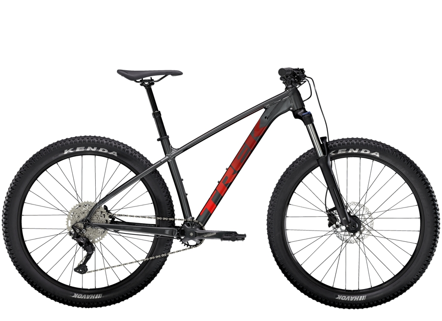 Trek Roscoe 6 XXL Lithium Grey/Cobra Blood