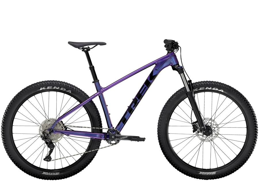 Trek Roscoe 6 ML Purple Flip/Trek Black